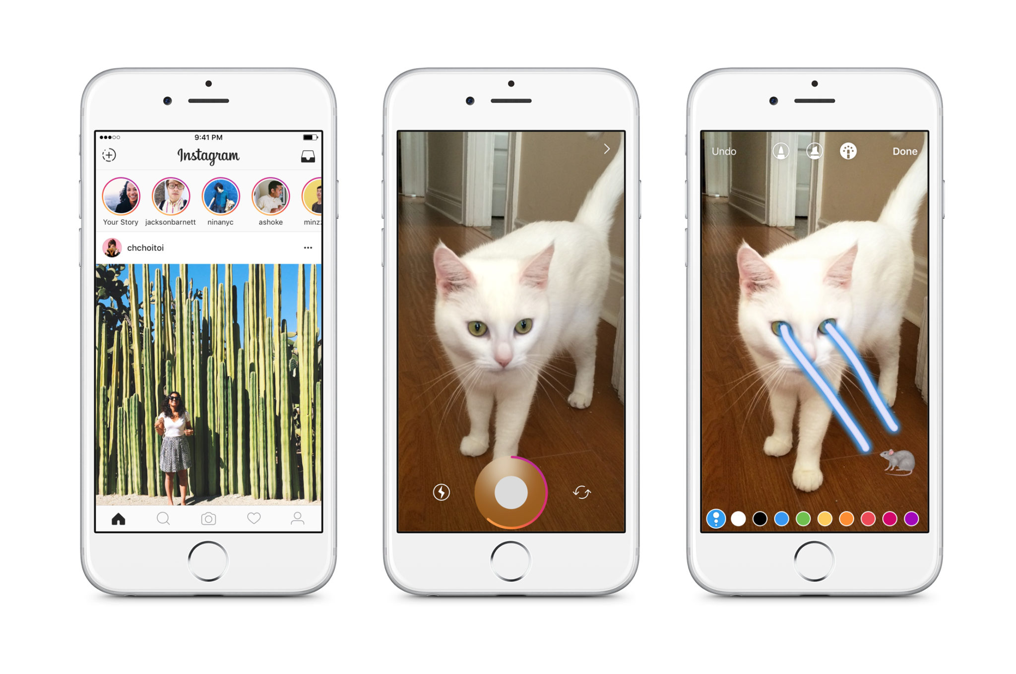Instagram Stories - Creating