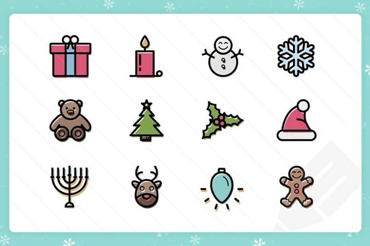 christmas-holidays-free-resources-for-designers-41